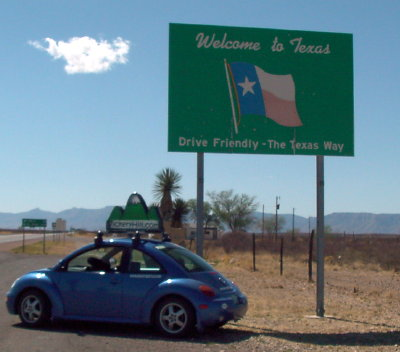 smartbeetle reaches texas border
