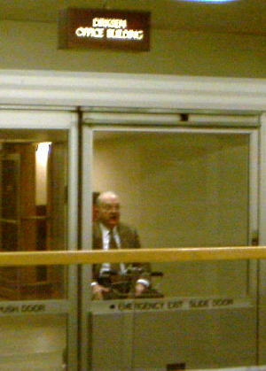jesse helms in the senate subway